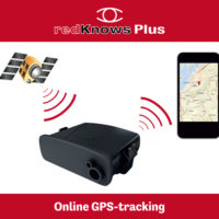 redKnows Plus GPS-tracker